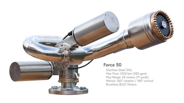 Unifire Force 50 FlameRanger Olvashallen