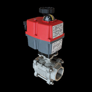 """2"""" Valve and Actuator for Unifire Force 50 robotic nozzle and fire monitors"""